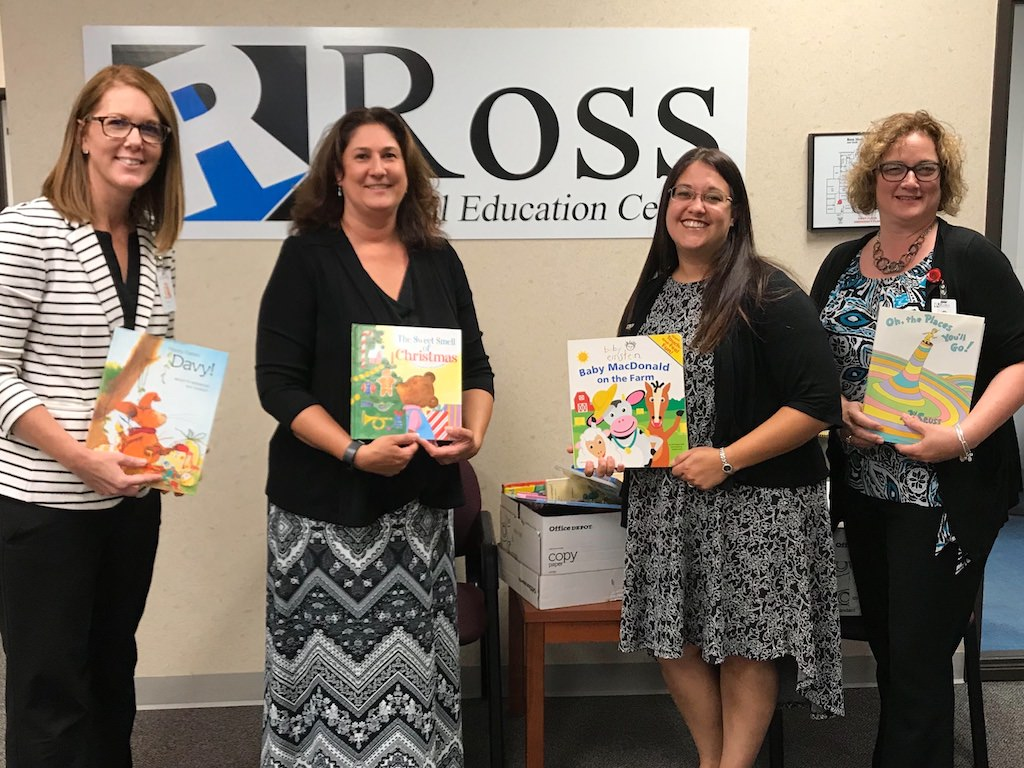 Ross Medical Education Center Port Huron Reading Initiative