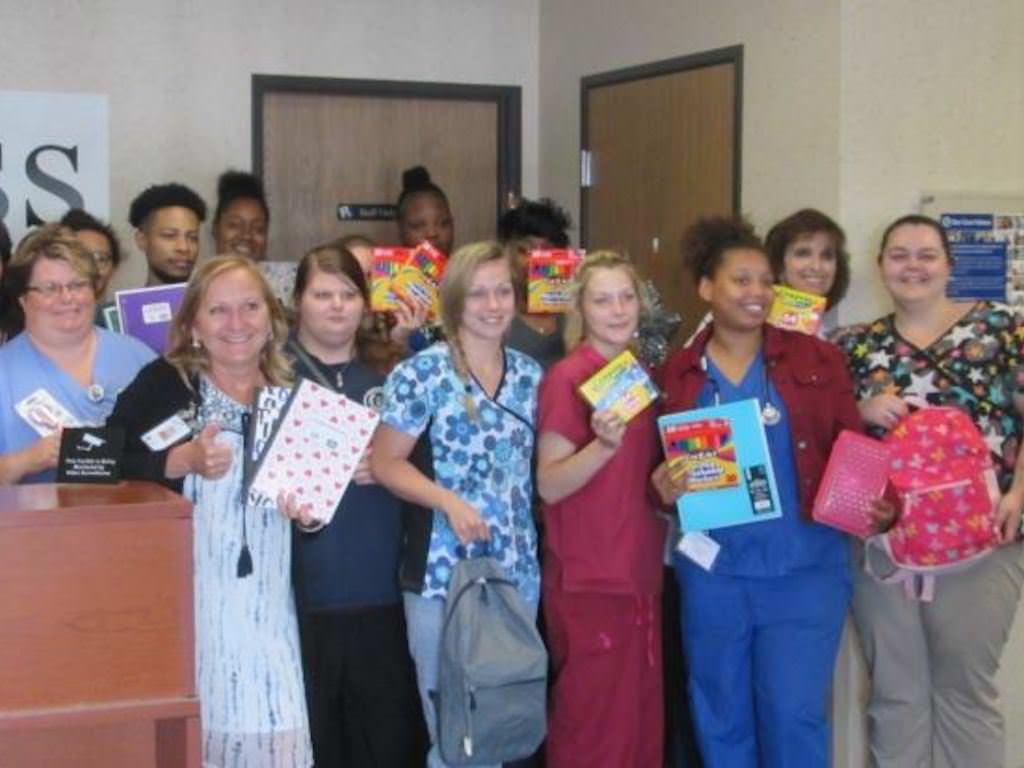 Ross Medical Education Center Ann Arbor Brighton Davison Flint Pack Your Back