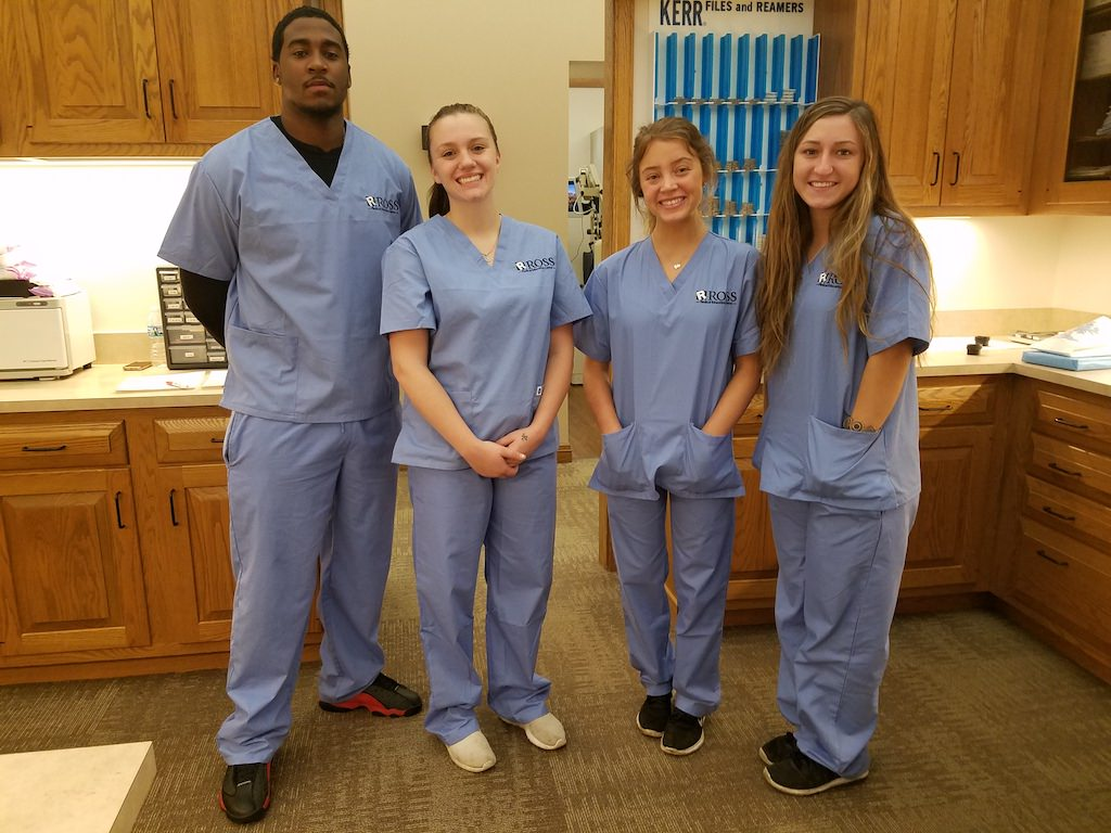 Ross Medical Education Center Kalamazoo Visits Michigan Endodontics