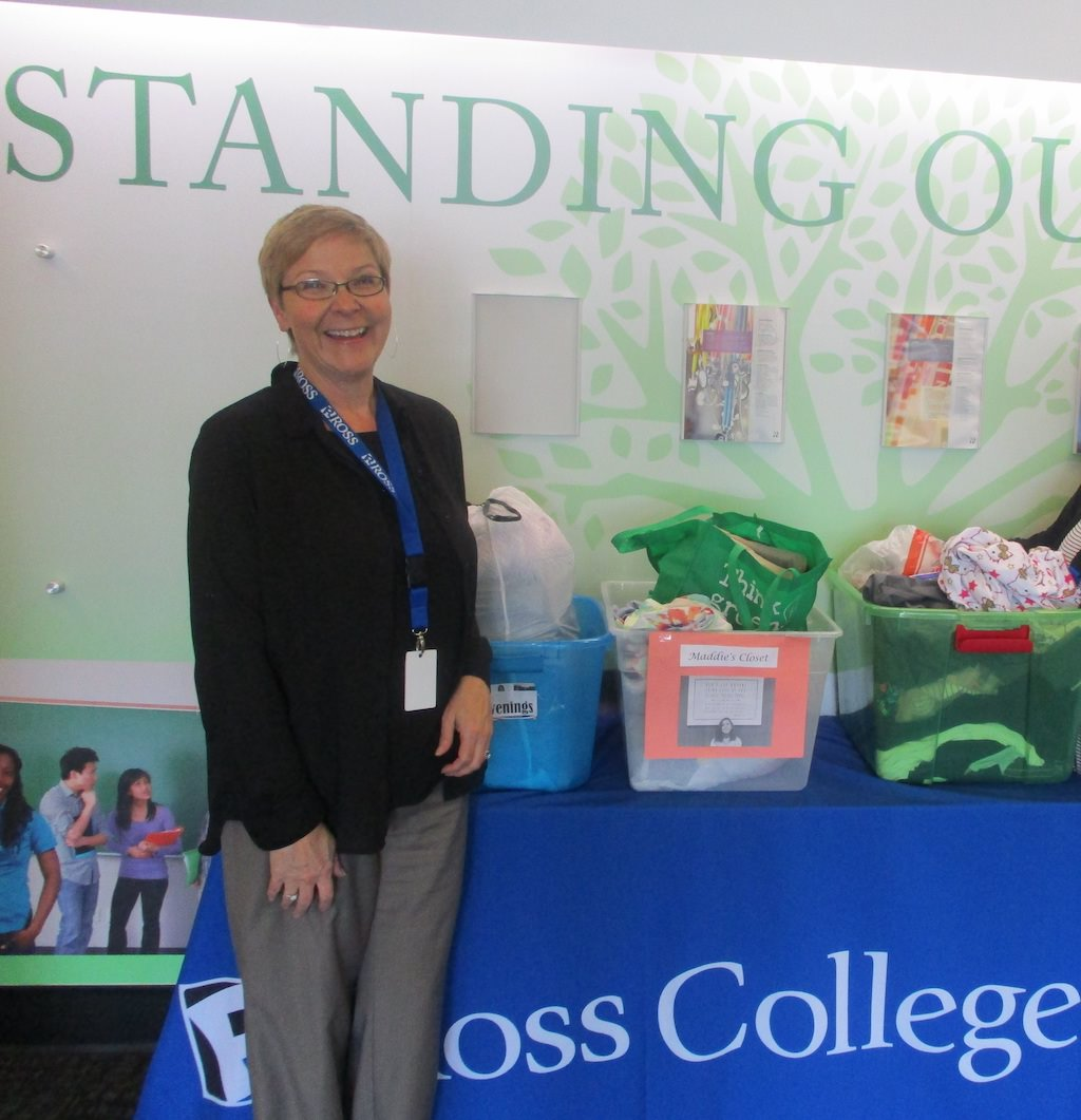 Ross College in Quad Cities Joins Maddie's Closet to Help Local Kids