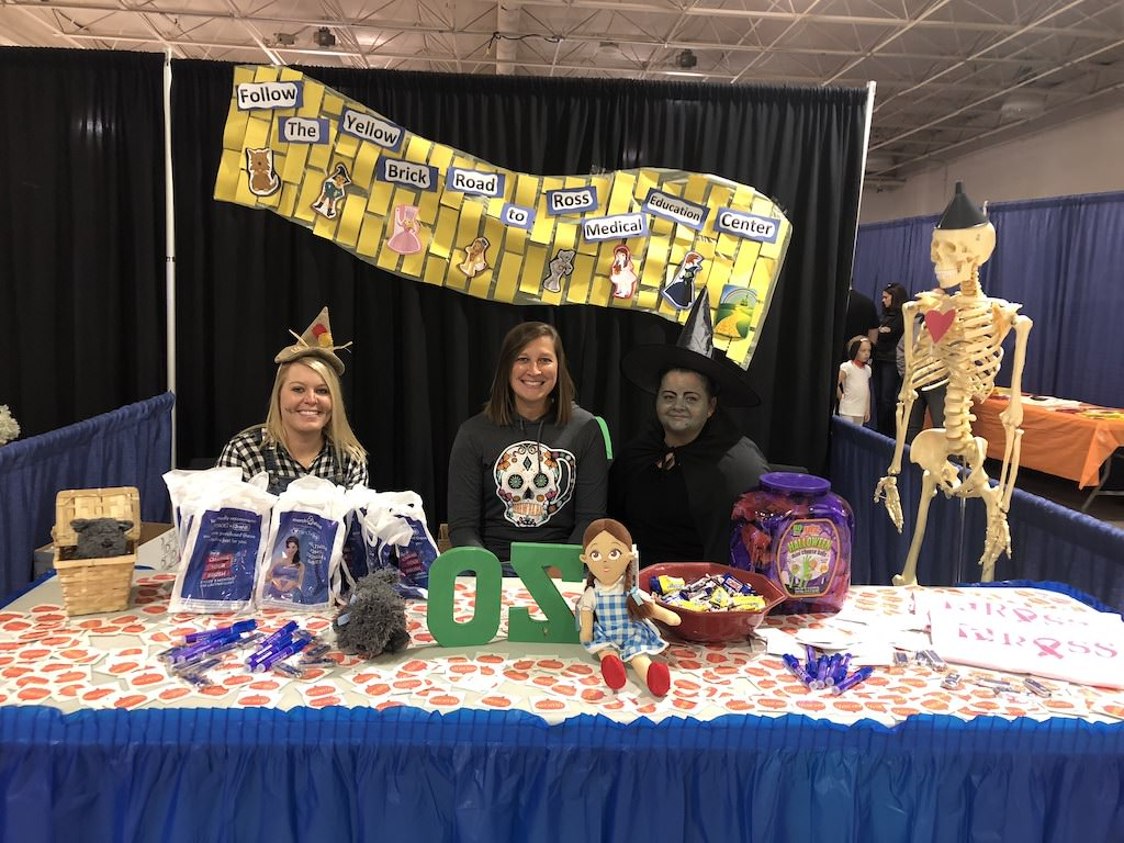 Ross Medical Education Center Kokomo Solidarity Community Halloween