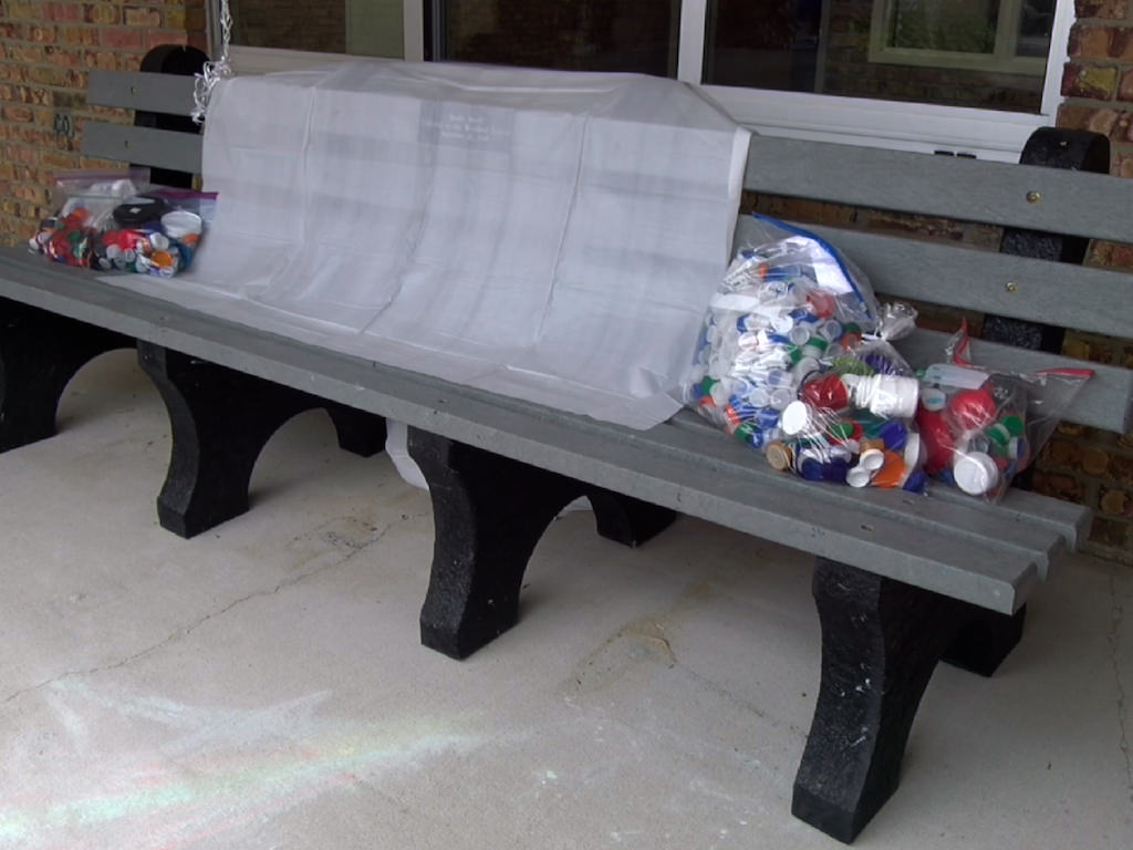 Ross Medical Education Center Port Huron Buddy Bench