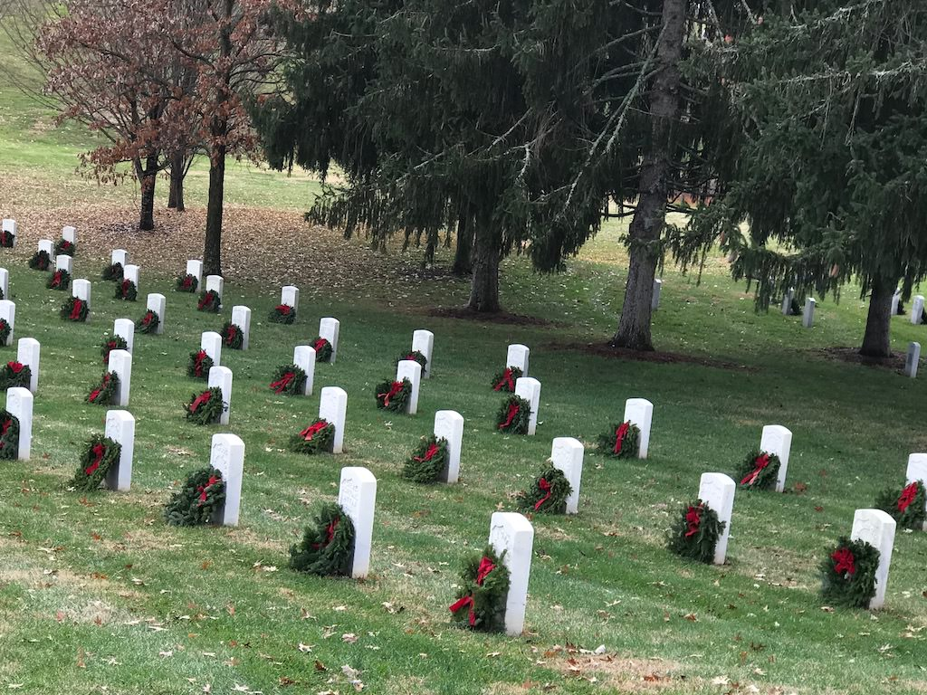 Ross Medical in Johnson City Honors Fallen Veterans With Wreaths Across America