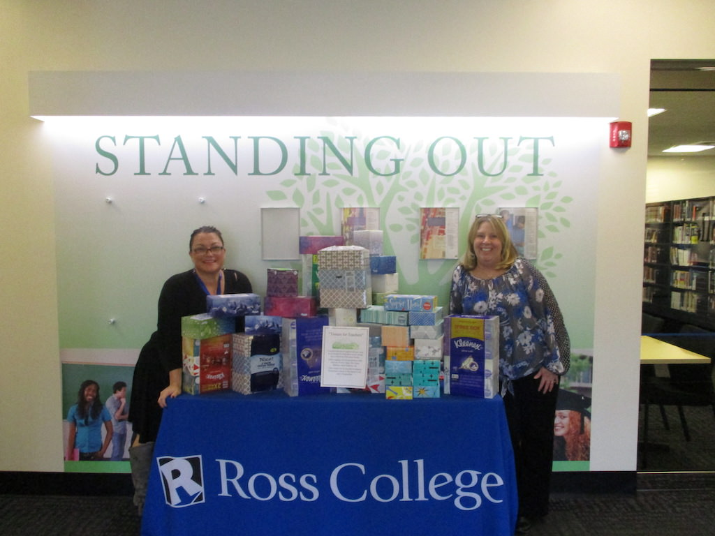 Ross College Quad Cities Tissues for Teachers