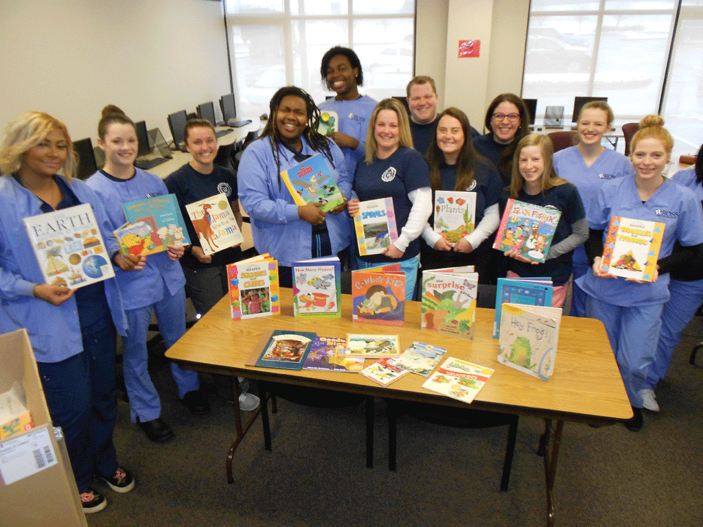 Erlanger Students Collect Books for Lil Books of Love