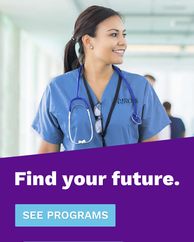 Ross healthcare training programs